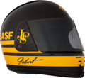 Miscellaneous Collectibles:General, 1989 Robert Lappalainen Race Worn & Signed Helmet....