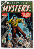 Golden Age (1938-1955):Horror, Journey Into Mystery #19 (Marvel, 1954) Condition: VG-....
