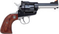 Handguns:Single Action Revolver, Customized Ruger New Model Single-Six Revolver by Lee Baker....