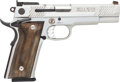 Handguns:Semiautomatic Pistol, Smith and Wesson 945-1 Semi-Automatic Pistol with Traveling Aluminum Case....