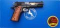 Handguns:Semiautomatic Pistol, Boxed Colt Custom Shop Premier Model 1911 Semi-Automatic TargetPistol....