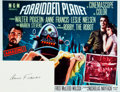 Autographs:Celebrities, [Forbidden Planet] Anne Francis Autograph. ...