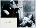 Autographs:Celebrities, [Phantom of the Opera] Mary Philbin Autograph. ...