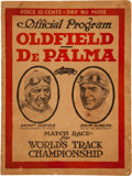 Miscellaneous Collectibles:General, 1917 Indiana State Fair Program....