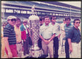 Miscellaneous Collectibles:General, 1980's Indianapolis 500 Winners Multi-Signed Photograph....