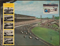 Miscellaneous Collectibles:General, 1962 Sterling Beer Advertising Sign Picturing Indianapolis 500Start....