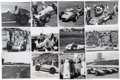 Miscellaneous Collectibles:General, 1950's-70's Indianapolis 500 Racing Photographs Lot of 275+....