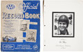 Miscellaneous Collectibles:General, 1947-54 Collection of AAA Contest Board Publications. ...