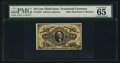Fractional Currency:Third Issue, Fr. 1254 10¢ Third Issue PMG Gem Uncirculated 65 EPQ.. ...
