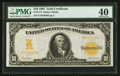 Large Size:Gold Certificates, Fr. 1171 $10 1907 Gold Certificate PMG Extremely Fine 40.. ...