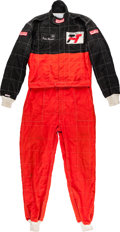 Miscellaneous Collectibles:General, 1990 Hunter Trauma Team Fire Suit....