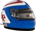 Miscellaneous Collectibles:General, 1996 Johnny Parsons, Jr. Race Worn Helmet....