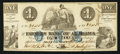Obsoletes By State:Alabama, Montgomery, AL- The Farmers Bank of Alabama $1 Mar. 1, 1862. ...