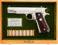 Handguns:Semiautomatic Pistol, Cased Colt Model 1911A1 1970 WWII Series Pacific TheaterSemi-Automatic Pistol....