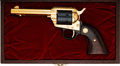 Handguns:Single Action Revolver, Commemorative Nathan Bedford Forrest Colt Single Action Frontier Scout Revolver....