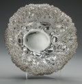 Silver Holloware, American:Bowls, A TIFFANY & CO. SILVER CENTER BOWL, New York, New York,1907-1947. Marks: TIFFANY & CO., 16677, MAKERS, 7955.2-1/2 x 12...