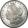Morgan Dollars, 1882-CC $1 MS66+ Prooflike PCGS. CAC....