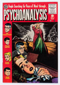 Golden Age (1938-1955):Horror, Psychoanalysis #3 Gaines File pedigree 10/12 (EC, 1955) Condition:VF/NM....