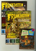 Magazines:Horror, Horror Magazines and Fanzine Group (Various, 1965-77) Condition: Average FN.... (Total: 31 Comic Books)