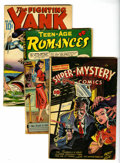 Golden Age (1938-1955):Miscellaneous, Miscellaneous Golden Age Group (Various Publishers, 1946-49) Condition: Average VG+.... (Total: 5 Comic Books)