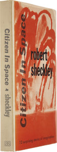 Books:Fiction, Robert Sheckley: Citizen in Space. ...
