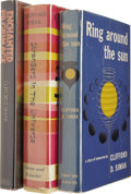 Books:Fiction, Clifford D. Simak: Three First Editions.... (Total: 3 Items)