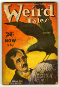 Pulps:Horror, Weird Tales Group (Popular Fiction, 1939-51) Condition: AverageGD+.... (Total: 4 Comic Books)