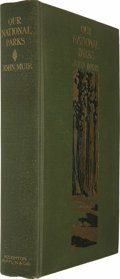 Books:First Editions, John Muir: Our National Parks...