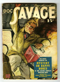 Pulps:Adventure, Doc Savage Group (Street & Smith, 1943-48) Condition: Average VG.... (Total: 6 Comic Books)