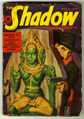 Pulps:Detective, Shadow Group (Street & Smith, 1938-48) Condition: Average VG.... (Total: 9 Comic Books)