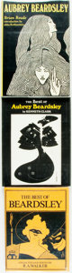 Books:Art & Architecture, [Art]. Trio Related to Aubrey Beardsley. Various publishers and dates.... (Total: 3 Items)