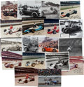 Miscellaneous Collectibles:General, Indianapolis 500 Racing Greats Signed Photographs Lot of 14....