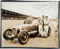Miscellaneous Collectibles:General, 1937 Jimmy Snyder Signed Photograph....