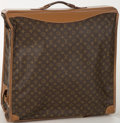 "Luxury Accessories:Accessories, Louis Vuitton Classic Monogram Canvas Garment Bag. Very GoodCondition. 23.5"" Width x 20"" Height x 6"" Depth, 2.5""Hand..."