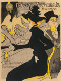 Miscellaneous, HENRI DE TOULOUSE-LAUTREC (French, 1864-1901). Divan Japonais. Color poster. 32 x 24-1/4 inches (81.3 x 61.6 cm) (sight)...