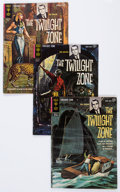 Silver Age (1956-1969):Horror, Twilight Zone Box Lot (Gold Key, 1961-75) Condition: Average VG....
