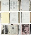 Miscellaneous Collectibles:General, 1909-70's Auto Racing Historical Reference Archive....