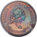 Patterns, 1869 50C Standard Silver Half Dollar, Judd-745, Pollock-826, Low R.7, PR64 Brown PCGS....