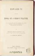 Books:Religion & Theology, Francis Aidan Gasquet and Edmund Bishop. Edward VI and the Book of Common Prayer. London: John Hodges, 1890. Modern ...