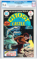 Bronze Age (1970-1979):Horror, Tales of Ghost Castle #1 (DC, 1975) CGC NM+ 9.6 White pages....