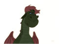 Animation Art:Production Cel, Pete's Dragon Elliot the Dragon Production Cel (Walt Disney,1977).... (Total: 2 Items)