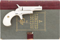 Handguns:Derringer, Palm, Cased Limited Edition Colt Derringer....