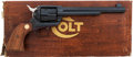 Handguns:Single Action Revolver, Boxed Colt 3rd Generation Single Action Army Revolver....