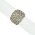 Estate Jewelry:Rings, Diamond, White Gold Ring. ... (Total: 2 Items)
