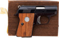 Handguns:Semiautomatic Pistol, Boxed Colt Junior Semi-Automatic Pocket Pistol....