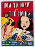 Golden Age (1938-1955):Miscellaneous, How To Draw for The Comics #nn (Street & Smith, 1942) Condition: VG/FN....