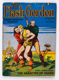Pulps:Science Fiction, Flash Gordon Strange Adventure Magazine #1 (CJH Publications, 1936) Condition: Apparent GD....