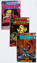 Bronze Age (1970-1979):Horror, House of Mystery Group (DC, 1972-80) Condition: Average VF/NM....(Total: 13 Comic Books)