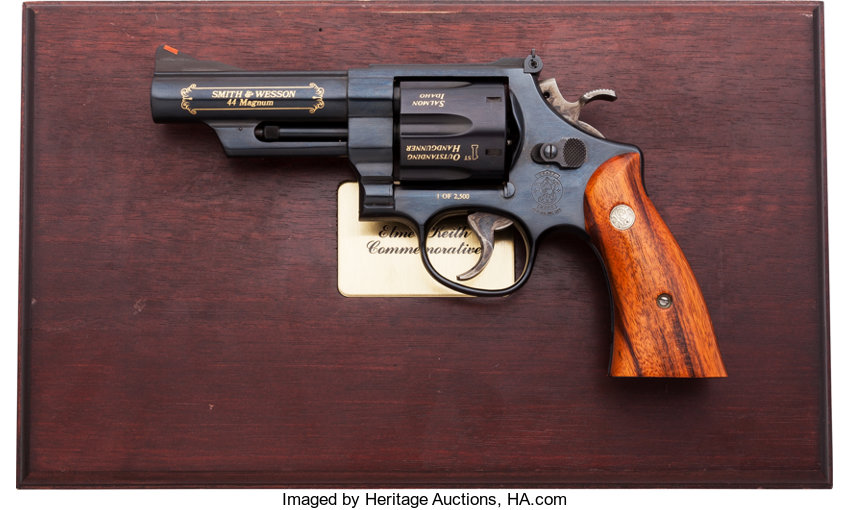 Cased Smith & Wesson Model 29-3 Elmer Keith Commemorative