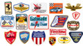 Miscellaneous Collectibles:General, 1970s-2000s Racing Patches Lot of 150+....
